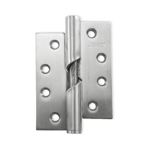 "GRAVITY HINGE 4""x3""x2.5mm STAINLESS STEEL MOD. CMJ040"