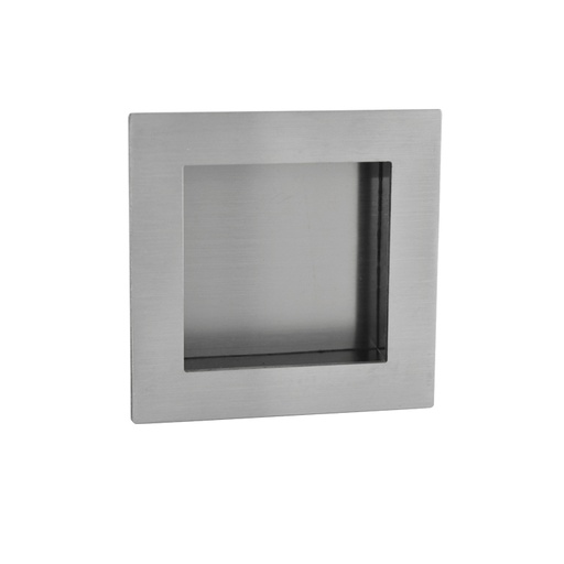 POCKET DOOR HANDLE STAINLESS STEEL MOD. WFH113